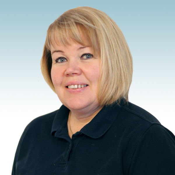 Tandsköterska Ann-Marie Åman-Dahlin