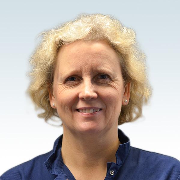 Tandsköterska Ann-Christine Löfgren