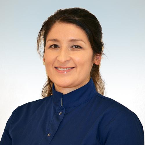 Tandsköterska Claudia Vilchez Paras