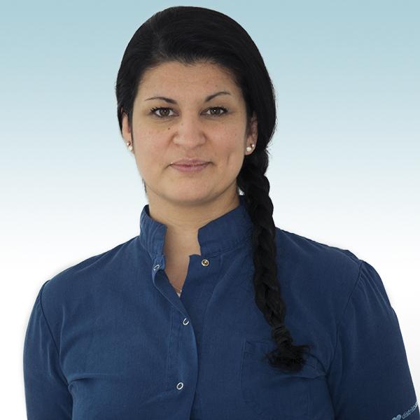 Tandsköterska Fabiola Gutierrez Brun
