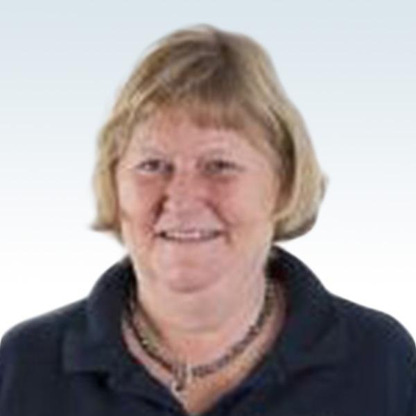 Tandläkare Gertrud Frost