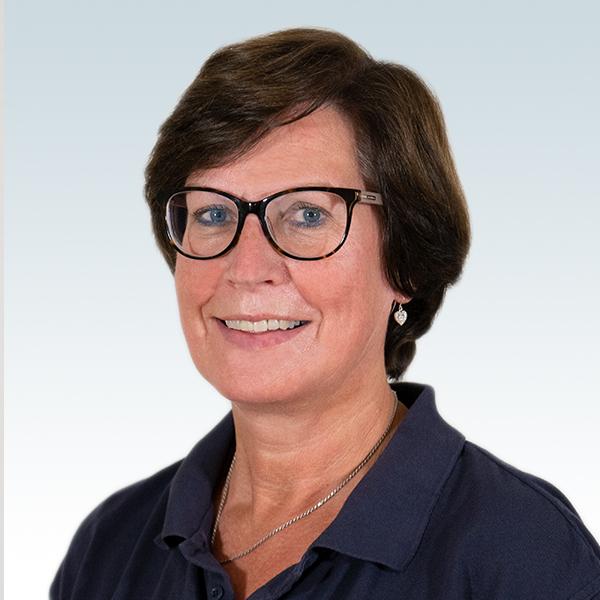 Tandsköterska Inger Johansson