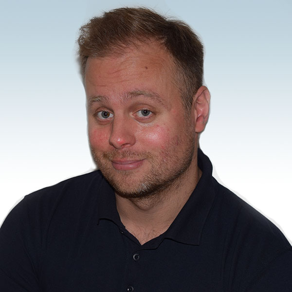 Tandläkare Johan Lundström