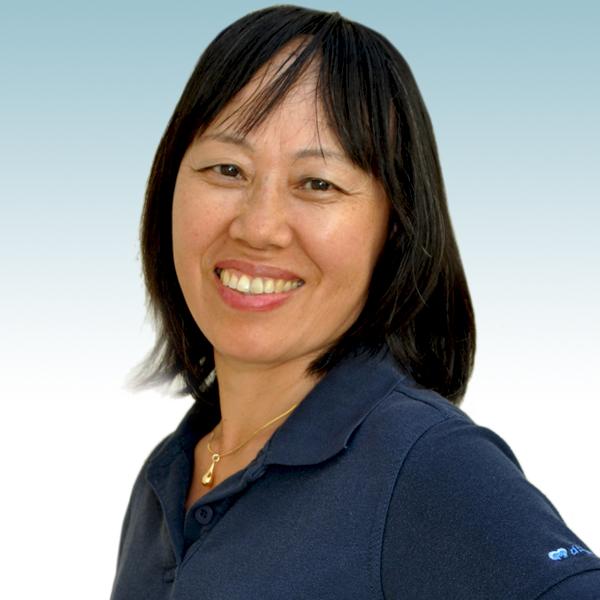 Tandläkare Juni Liu