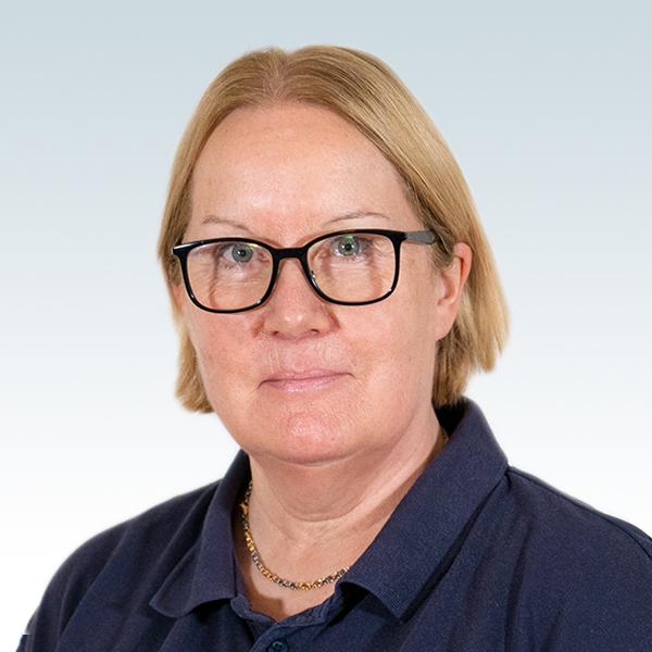 Tandsköterska Kerstin Eriksdotter Wesslen