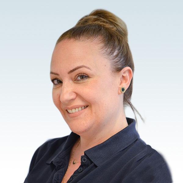 Tandsköterska Leyla Karan