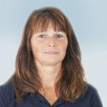 Tandsköterska Lissi Appelgren
