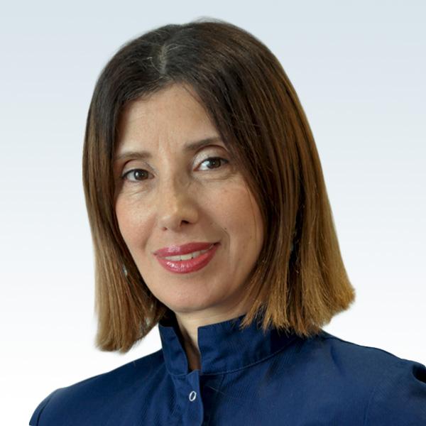 Tandsköterska Mahshid Davallou