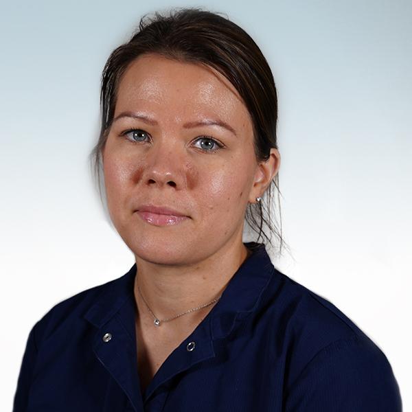 Tandsköterska Malin Ulfves