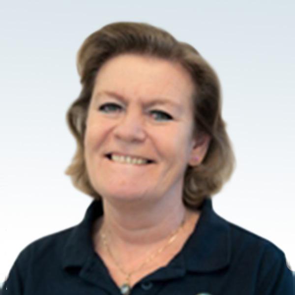 Tandsköterska Marie Dahlqvist