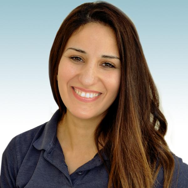 Tandhygienist Marselia Hilo