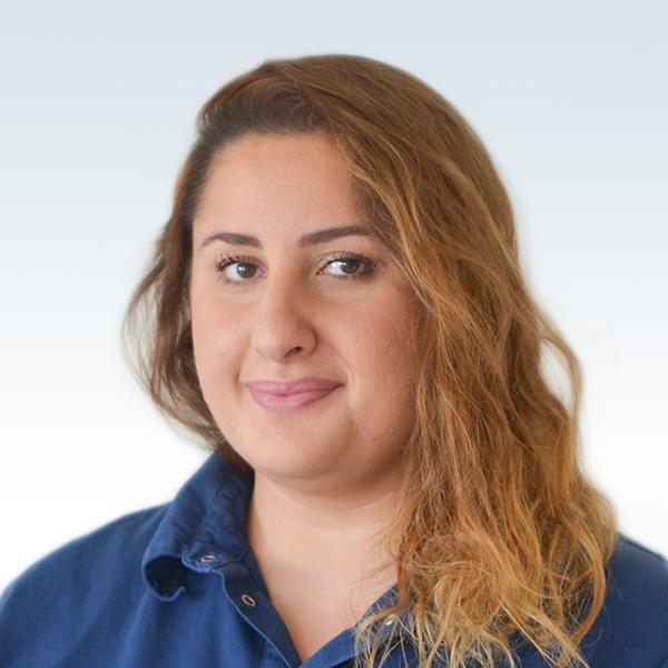 Tandhygienist Mariam Majid