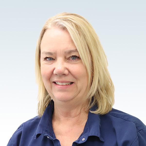Tandsköterska Marie Wickberg