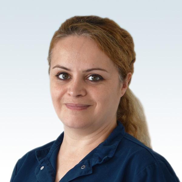 Tandsköterska Sevgi Inal