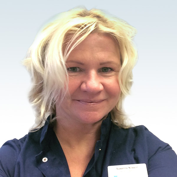 Tandhygienist Susanna Nilsson