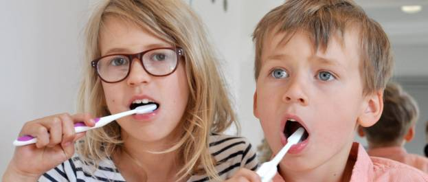 Skötselråd | Barntandvård i hemmet