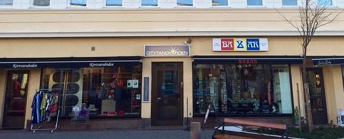 Tandläkare i Mariehamn/Åland