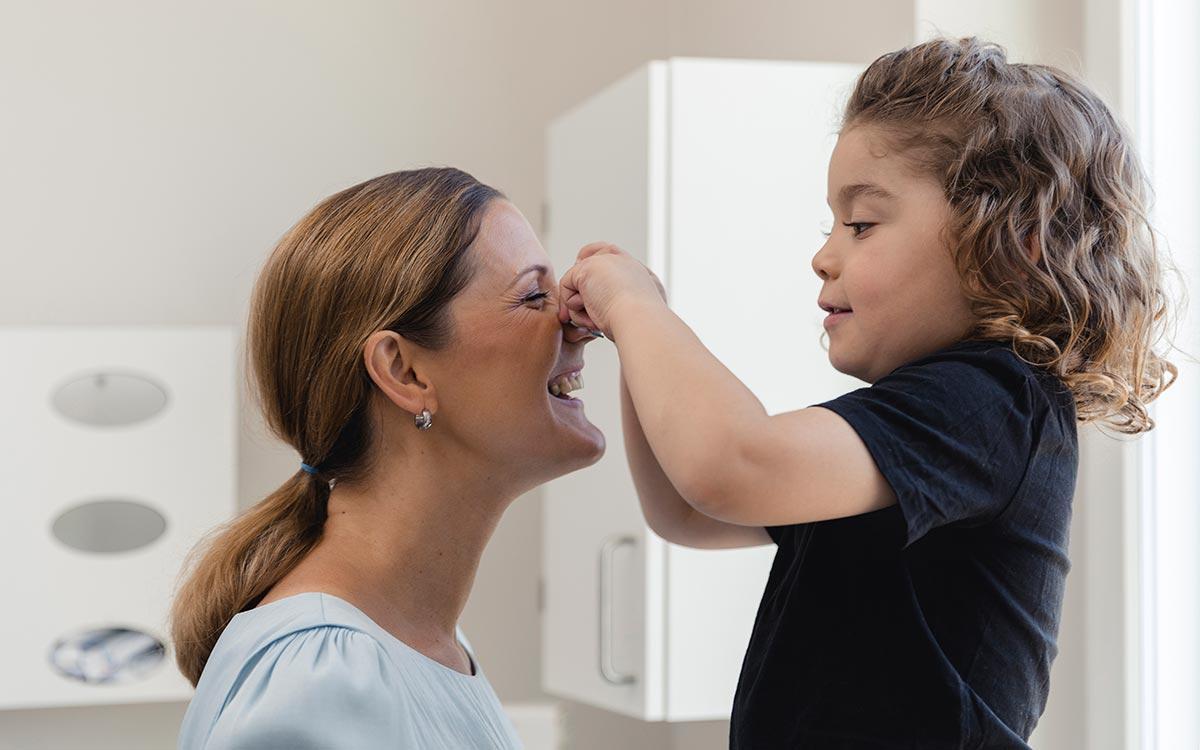 Spädbarn och tänder