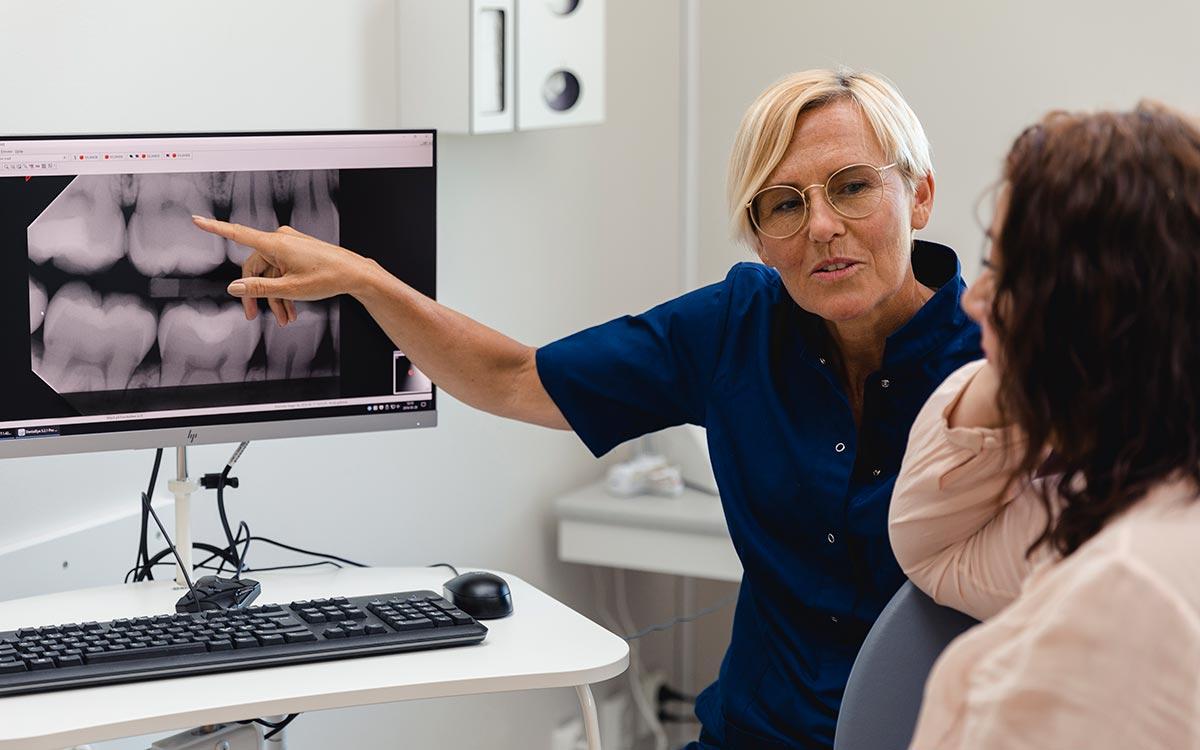hål i tanden symptom