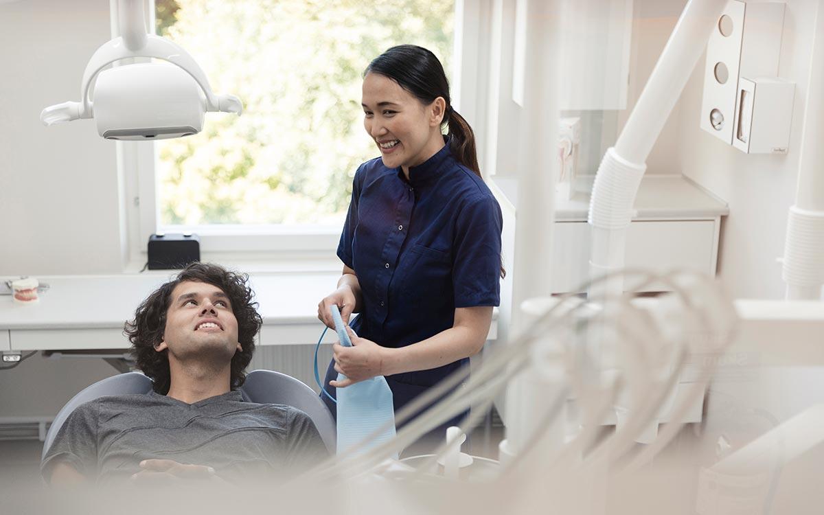 Tandsten och tandstensborttagning