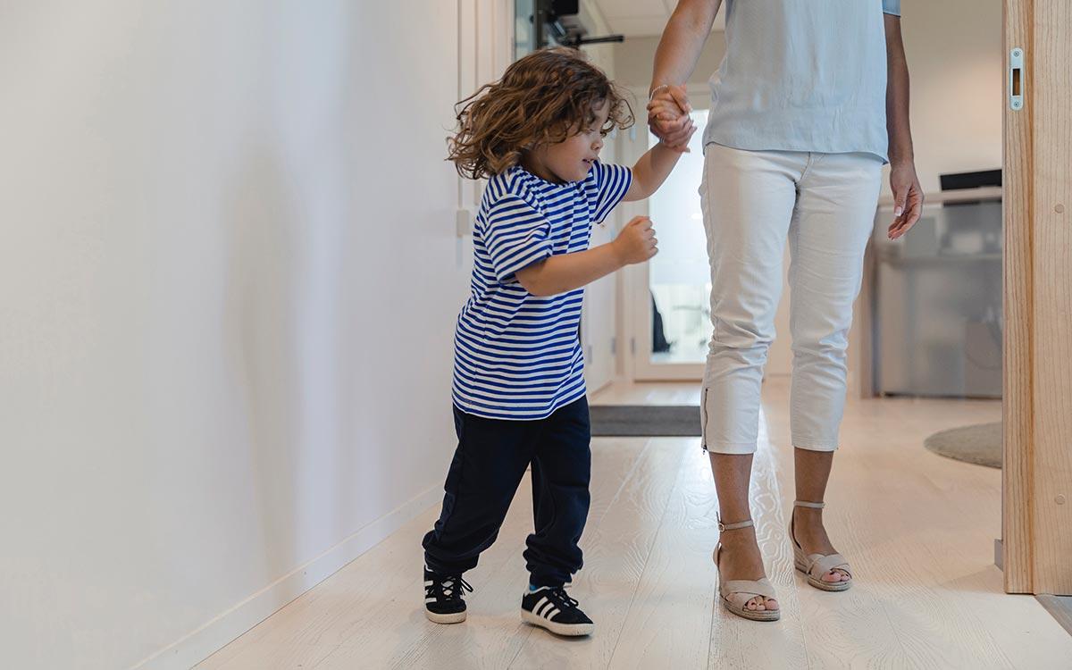 Tandvård och barnets kost