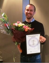 Tandläkare på Distriktstandvården vann årets etikpris