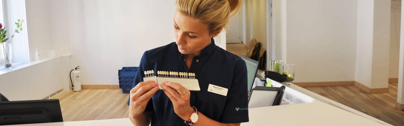 Estetisk tandvård i Stockholm