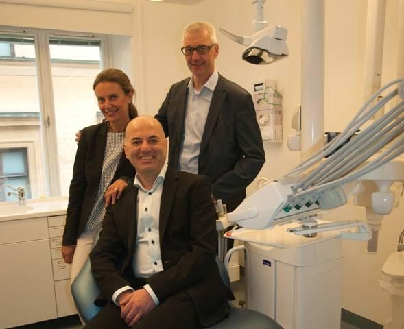Distriktstandvården förvärvar på Åland
