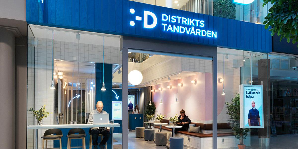 Välkommen till din tandläkare i Solna centrum