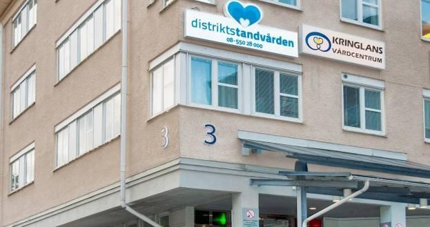 Distriktstandvården med tandläkare i Södertälje